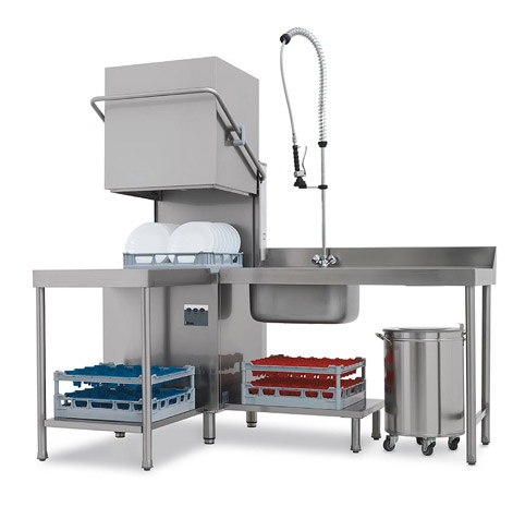 Need For Restaurant Washing Equipment 187 Colged